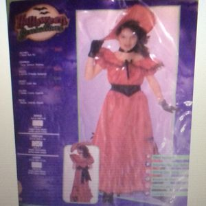Halloween Costumes Southern Bell, Witch Devil, Royal Princes sizes 6-10 & 8-10 ea.$10 for Sale in Beaver Falls, PA