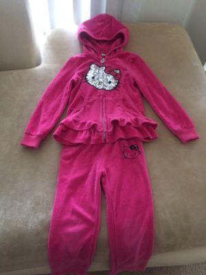Girls Hello Kitty Velour Set for Sale in Adelphi, MD