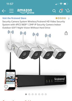 Wireless Security Cameras for Sale in Chino Hills, CA