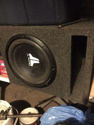 JL audio speakers for Sale in Portland, OR