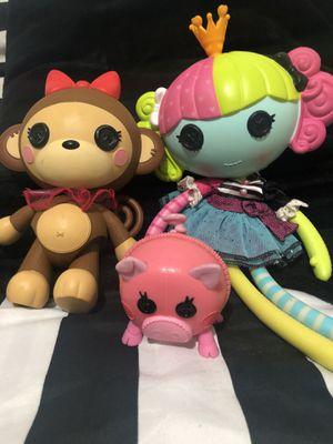 Lalaloopsy dolls for Sale in El Cerrito, CA