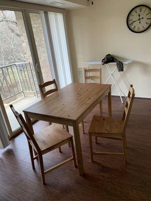IKEA kitchen table for Sale in Woodbridge, VA