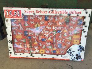 101 Dalmatians Figures - Gift set - Mattel Toys for Sale in San Antonio, TX