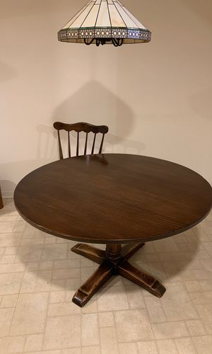 Kitchen or dining table with chair for Sale in Pittsburgh, PA