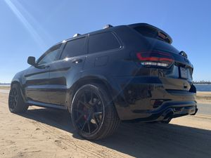 """Jeep grand Cherokee 22"""" custom forged wheels for Sale in San Diego, CA"""