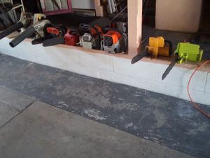 Chainsaws, blowers, weedeaters, parts for Sale in Paramount, CA