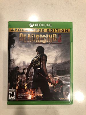 Dead Rising 3 Xbox One for Sale in Fort Myers, FL