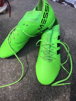 Soccer cleats size 5.5 for Sale in Fort Rucker, AL