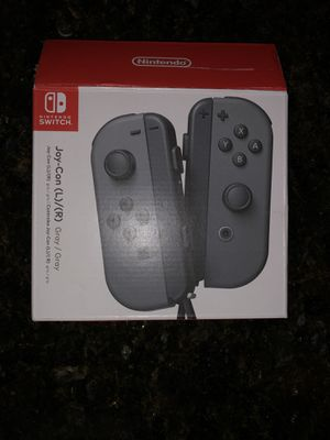 Nintendo Switch Grey Joycon for Sale in Chicago, IL