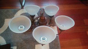 5 light Chandelier for Sale in Fort Belvoir, VA