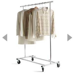 TWO Metal Folding Commercial Rack for Sale in New Milford, NJ