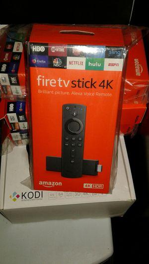 Amazon fire tv 4K for Sale in Miami, FL