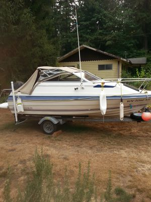 Bay liner 16 ft for Sale in Snohomish, WA