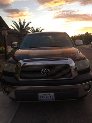 Toyota Tundra 2008 for Sale in Las Vegas, NV