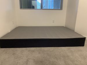 Serra Perfect Sleeper Box Spring- Barely Used for Sale in Las Vegas, NV
