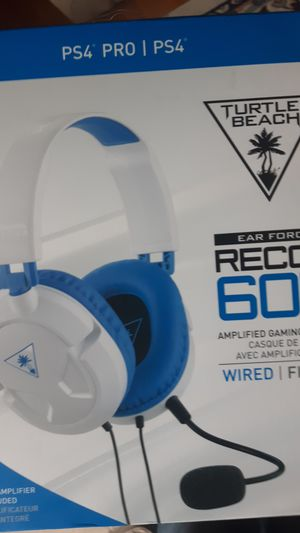 Headphones PC gaming headphones PlayStation 4 Xbox One for Sale in Boston, MA