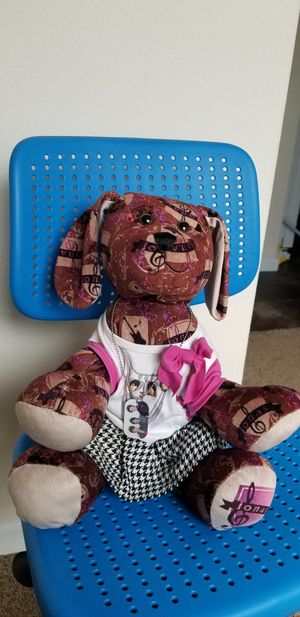 Build-A-Bear Workshop Build A Bear Jonas Brothers Dog - Stuffed Animals for Sale in Pittsburg, CA