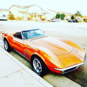 1971 Chevy Corvette Convertible for Sale in Garden Grove, CA