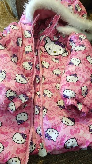 Hello kitty jacket size 4 for Sale in San Diego, CA