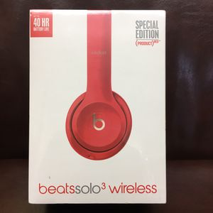 Beats solo 3 wireless headphones for Sale in San Diego, CA