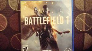 Battlefield 1 for Sale in US