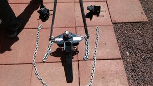 Sway bars and hitch for Sale in Pinetop, AZ