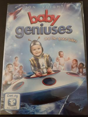 BABY GENIUSES And The Space Baby (DVD) NEW! for Sale in Lewisville, TX