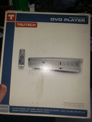 Trutech dvd player for Sale in Hanover, PA