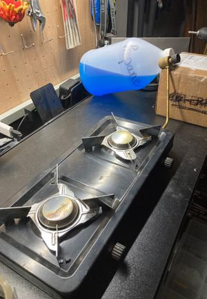 Propane camping grill for Sale in Haysville, KS
