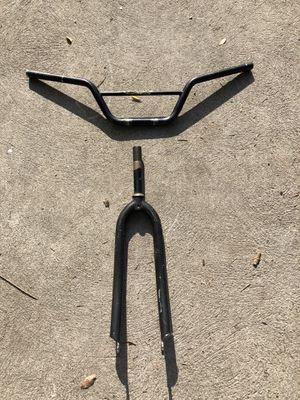 BMX Bike Fork / Steering Bars for Sale in Fresno, CA