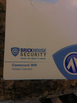 Brickhouse security Camera for Sale in Roseville, CA
