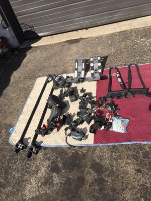 Pieces for a drum set; we think everything is included but not 100% sure for Sale in Glenview, IL