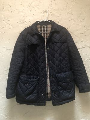 Burberry Quilted Jacket (Size Large) for Sale in Bronx, NY