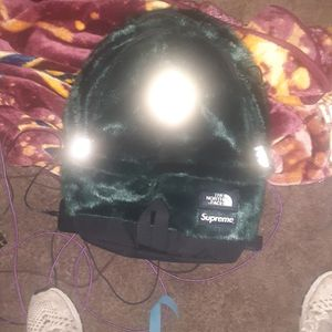 North face Supreme Fur Backpack for Sale in Columbus, OH