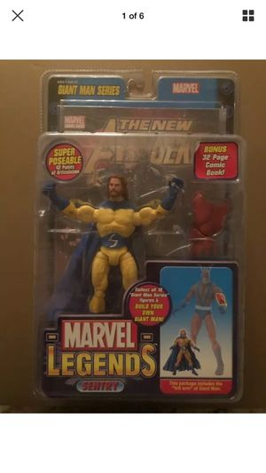 "2006 Marvel Legends Giant Man Series Sentry 6"" Action Figure for Sale in Laguna Beach, CA"