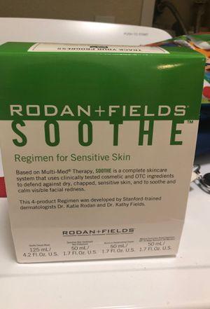 Rodan + Fields Soothe regimen for sensitive skin for Sale in Irvine, CA