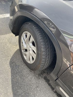 crv 2016 4 rims and tires for Sale in Lynn, MA