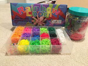 Rainbow Loom set for Sale in Springfield, VA