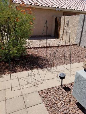 5 wire tripods for Sale in Glendale, AZ