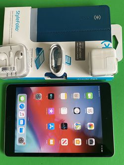 Apple IPad Mini 2 (Retina Display/ 2 HD Camera / IOS 12) 16GB with complete Accesories (32GB $189) for Sale in South El Monte,  CA