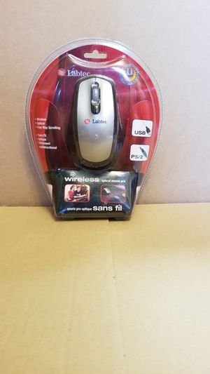 Labtec wireless mouse for Sale in Mount Joy, PA