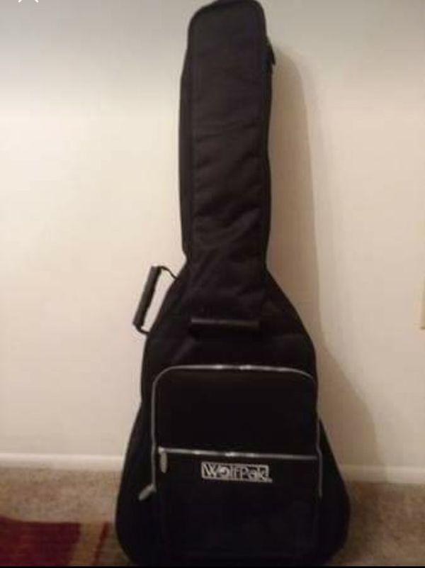 STRING GUITAR W/ GIG BAG AND PICKS LAUREL CANYON L -100