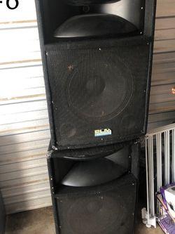 2 Speaker Great Sound for Sale in Mart,  TX
