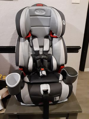 Car seat like new used 2x for Sale in Dallas, TX