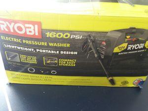 Ryobi portable pressure washer. for Sale in Ruskin, FL