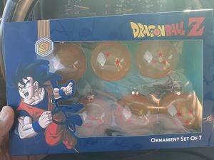 Dragon ball Z Ornament set new never open for Sale in Phoenix, AZ