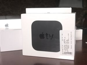 Apple TV 4K HDR 64GB for Sale in Chula Vista, CA