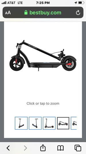 Hover electric scooter. $250 for Sale in Newark, CA