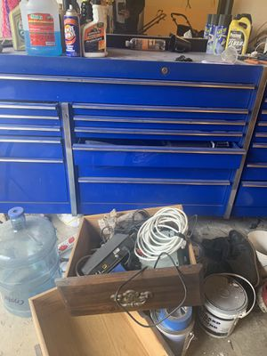 Snap on tool box for Sale in Lynnwood, WA