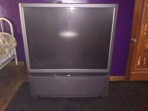Big floor model tv for Sale in Clarksburg, WV
